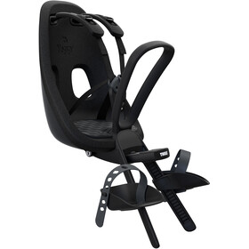 Thule Yepp Nexxt Mini siodełko dla dziecka Mocowanie przednie, czarny